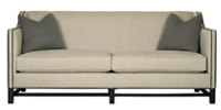 Chatham Sofa with Down-Blend Cushions by Bernhardt Interiors