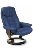 Senator Stressless Leather Recliner
