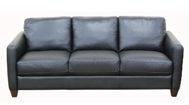 Liri Leather Queen Sleeper for Hospitality