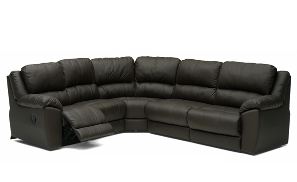Benson Reclining True Sectional Sleeper