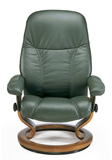 Consul Stressless Leather Recliner