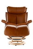 Magic Stressless Leather Recliner