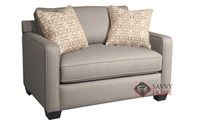 Parker Twin Sleeper Sofa by Fairmont Designs
