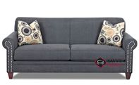 Grand Coulee Sofa by Savvy in Landers Gunmetal
