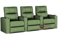 Springfield 3-Seat Reclining Home Theater Seati...