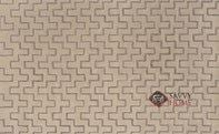 Don't Tread Grey Hand-Tufted Rug by Loom Lazar