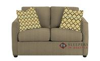 Savvy San Francisco Sleeper Sofa in Trail Oatmeal (Twin)