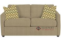 Savvy San Francisco Sleeper Sofa in Trail Oatmeal (Full)