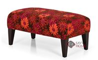 The 900 Small High Leg Rectangle Ottoman by Sta...