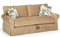 The Stanton 306 Queen Sleeper Sofa with Feather Down Seating