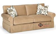 The 306 Sofa by Stanton with Down-Blend Cushion...