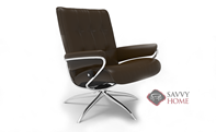 London Low-Back Reclining Chair by Stressless