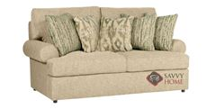 Andrew Loveseat with Down-Blend Cushions by Bernhardt