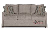 The 200 Queen Sleeper Sofa by Stanton in Paradigm Silt