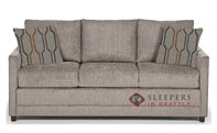 The Stanton 200 Queen Sleeper Sofa in Paradigm Silt