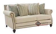 Brae Loveseat with Down-Blend Cushions by Bernhardt in 2832-002