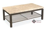 Tempo Rectangular Cocktail Table by Bernhardt