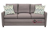 The 200 Queen Sleeper Sofa by Stanton in Jitterbug Linen
