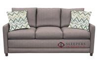 The Stanton 200 Sleeper Sofa in Jitterbug Linen (Queen)