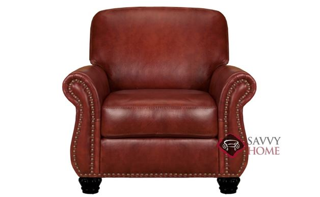 Victoria Leather Chair