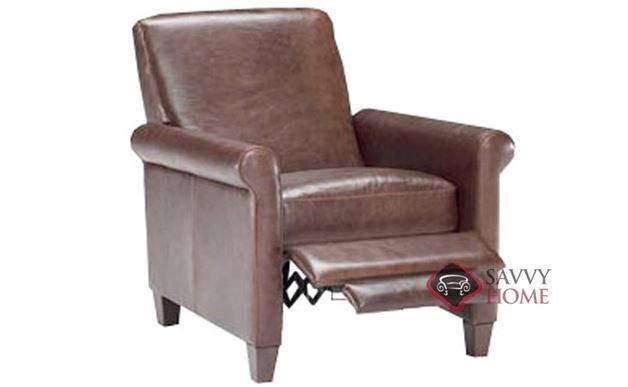 B580 Leather Recliner shown in Scottsdale Chocolate