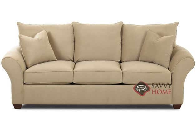 Flagstaff Queen Sleeper Sofa by Savvy