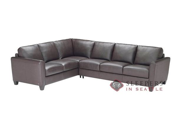 Natuzzi Liro True Sectional Sleeper (Queen)