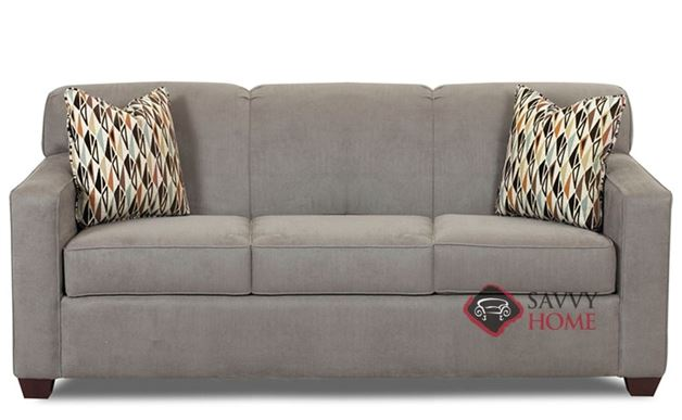 Geneva Queen Sleeper Sofa by Savvy