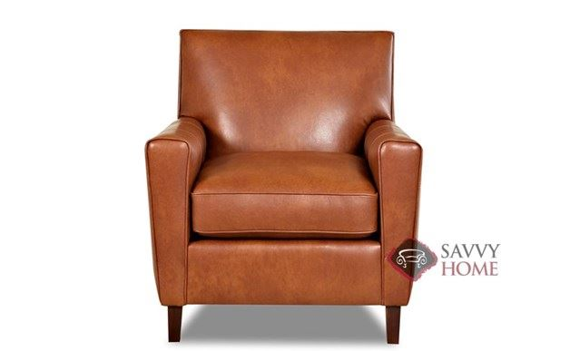 Glasgow Leather Chair
