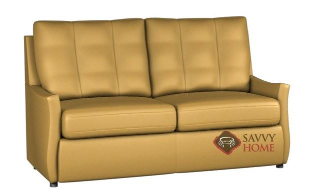 Ryan Full Leather Sleeper Sofa