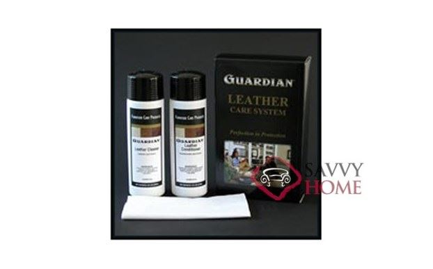 Leather Cleaner and Conditioner Kit