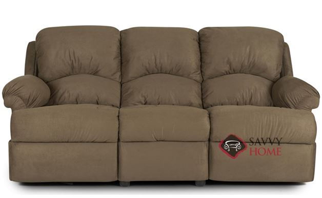 Milan Reclining Leather Sofa