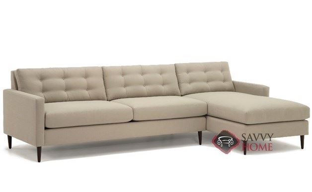 Paramount Chaise Sectional by Lazar Industries