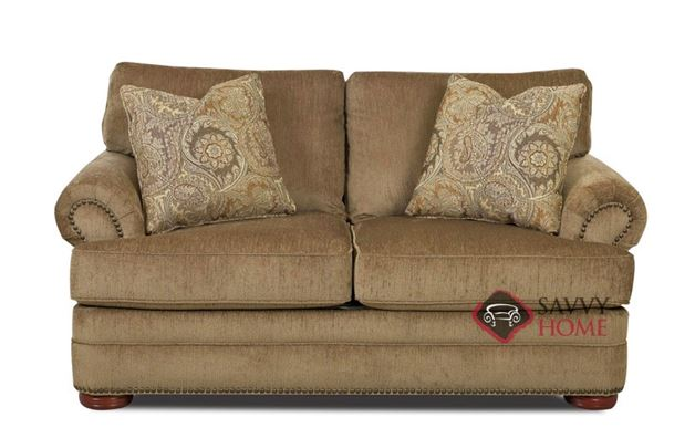 Tukwilla Loveseat by Savvy in Justice Portabella