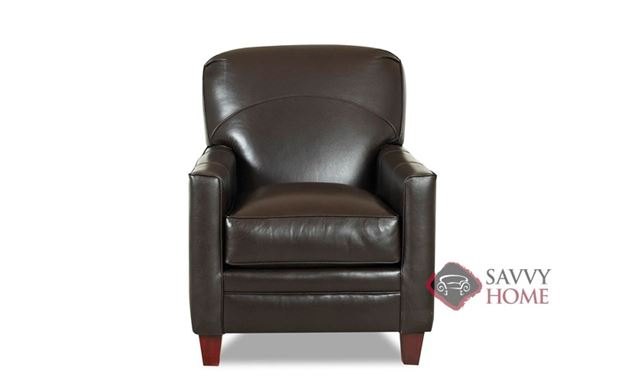 Palo Alto Leather Recliner by Savvy