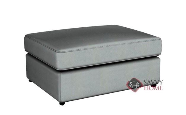 Lincoln Storage Ottoman by Savvy