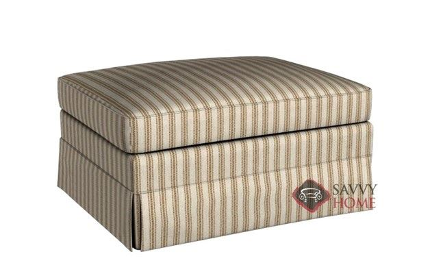 Georgetown Storage Ottoman by Savvy
