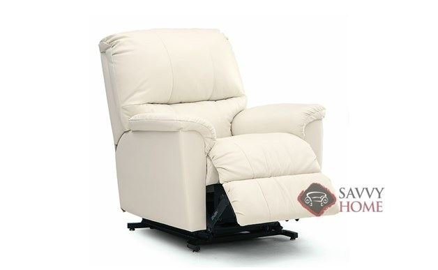 Grady Rocking and Reclining Leather Chair by Palliser--Power Option Available