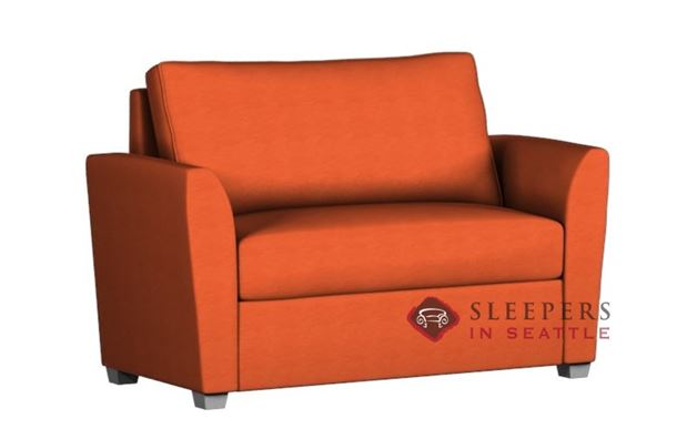 Lazar Industries Cameron Paragon Leather Sleeper (Twin)