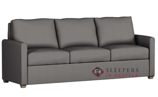 Lazar Industries Somerset Paragon Leather Sleeper (King)