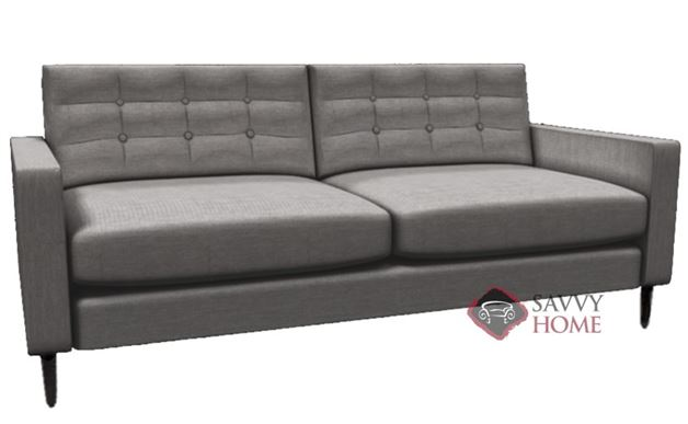 Paramount Sofa by Lazar Industries in Luscious Silver