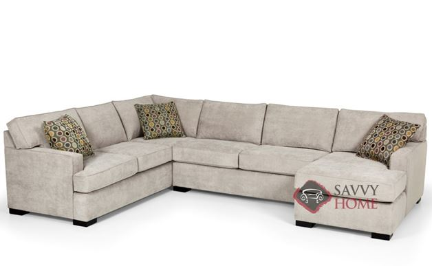 The 146 U-Shape True Sectional Sofa by Stanton
