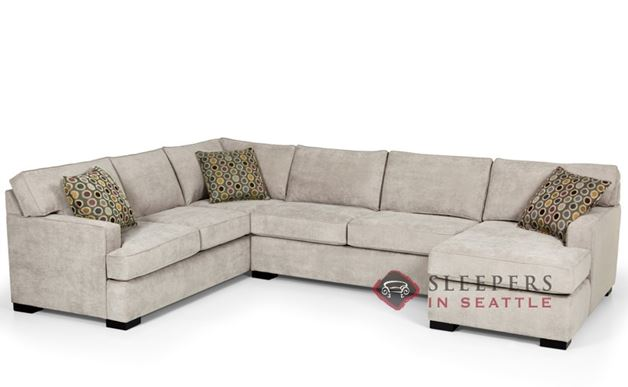 Customize And Personalize 146 True Sectional Fabric Sofa