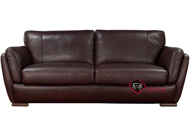 Anapo (A399-009) Leather Sofa by Natuzzi Editions