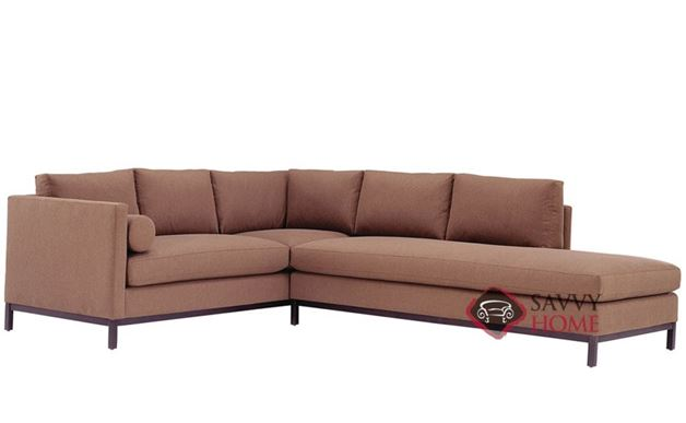 York Chaise Sectional by Lazar Industries
