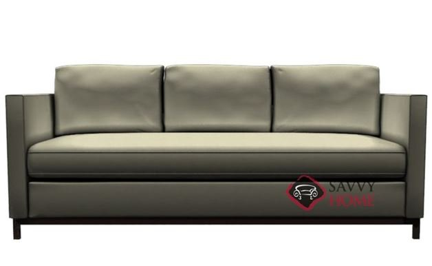 York Leather Sofa by Lazar Industries