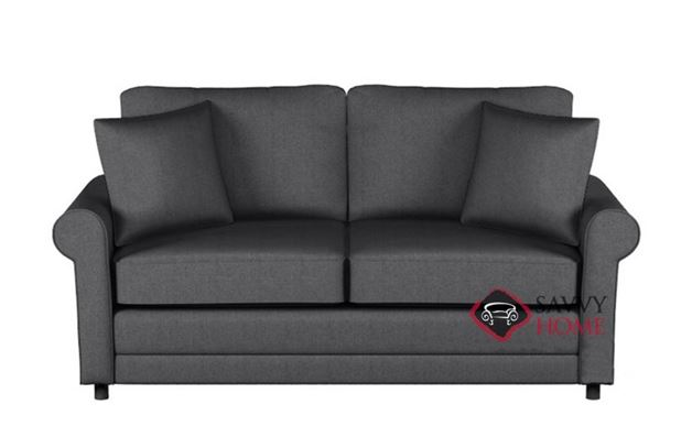 The 202 Sofa in Jitterbug Gray