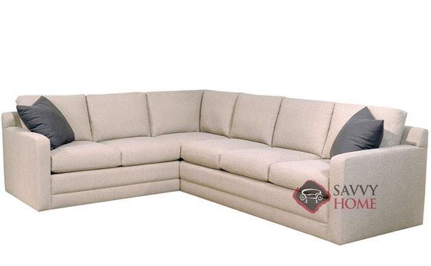 Broadway True Sectional by Lazar Industries