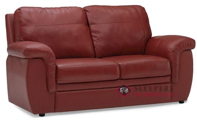 Palliser Brunswick Leather Sleeper (Full)