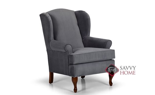 The 951 Wing-Back Chair by Stanton